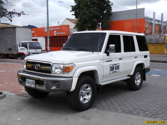 Toyota Land Cruiser 4.0cc Mt