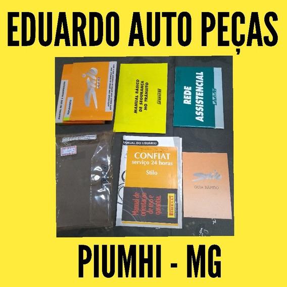 Manual Do Proprietário Fiat Stilo 1.8 8v 2005
