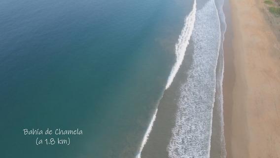 Terreno En Venta, Al Centro De La Bahía De Chamela