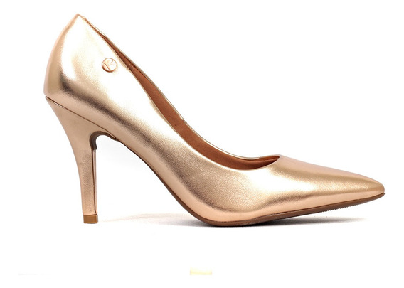 Zapato Stilettos Mujer Paloma/met Cuero Ecologico