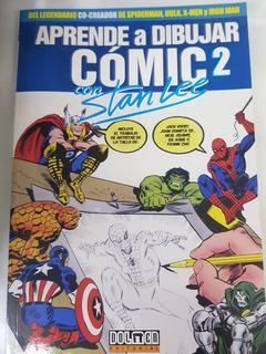 Aprender A Dibujar Comics 2 - Con Stan Lee
