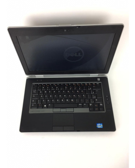 Notebook Dell Latitude 6430 I5 8gb Hd320 + Mouse Brinde + Garantia