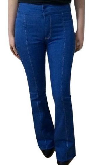 Calça Jeans Forum Marisa Flare Alfaiataria Feminina