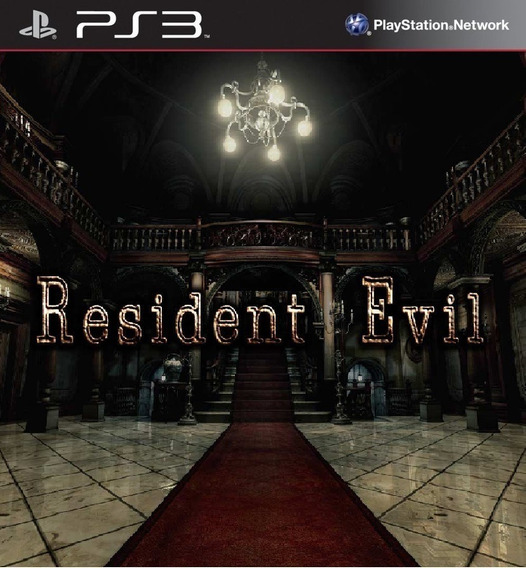 Resident Evil Remake Ps3