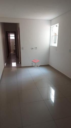 Apartamento Para Locação, 2 Quartos, 1 Vaga - Vila Lucinda - Santo André / Sp  - 68083
