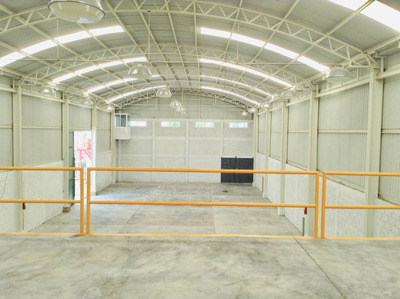 Renta Bodega Tepotzotlan Nueva 905 Metros Con Oficinas