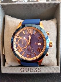 Relógio Guess Azul Original