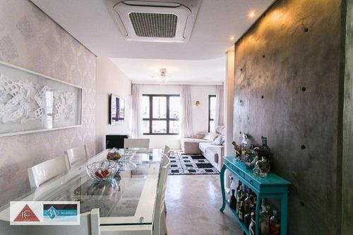 Imagem 1 de 30 de Apartamento Com 2 Dormitórios À Venda, 70 M² Por R$ 637.000,00 - Jardim Anália Franco - São Paulo/sp - Ap5274