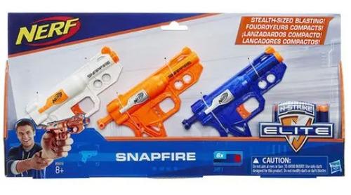 Lanca Dardo Nerf Elite Snapfire Pack C/03