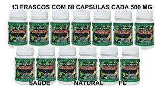 13 Ginkgo Biloba C\ Castanha Índia T780 Capsulas + Brinde***