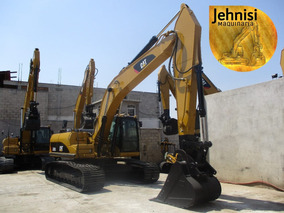 Excavadora Caterpillar 324dl 2006 Recien Importada Kit