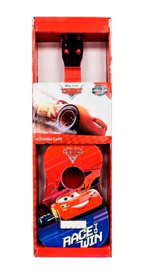 Guitarra Infantil Cars Fireball Beach Disney