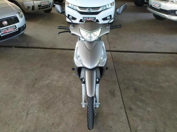 Honda Biz 125 Es Prata