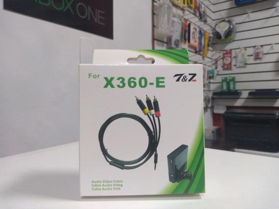 Cabo A/v Xbox 360 Super Slim
