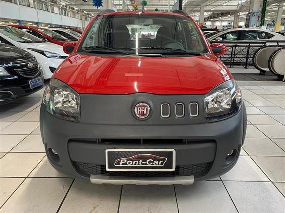 Fiat Uno 1.0 Way 8v Flex 4p Manual 2012/2012