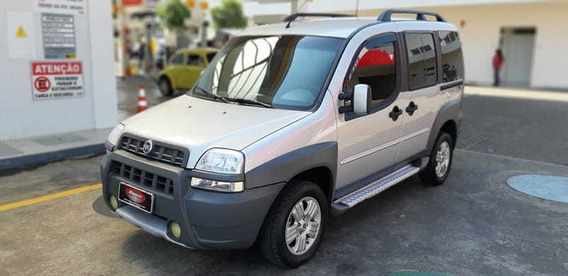 Fiat Doblo Adv/adv Tryon/locker 1.8 Flex
