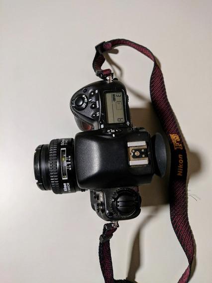 Câmera Analógica Nikon F5 (corpo)