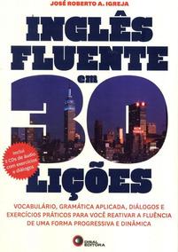 Ingles Fluente Em 30 Licoes Inclui Cd
