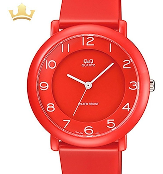 Relógio Q&q By Japan Feminino Vq94j024y C/ Garantia E Nf