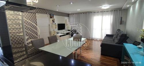 Imagem 1 de 23 de Cobertura Impecável 4 Dormitórios À Venda, 195m²- Centro - São Bernardo Do Campo/sp - Co0053