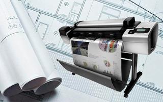 Impresión Y Ploteo De Planos, Fotocopias, Autocad, Ccct