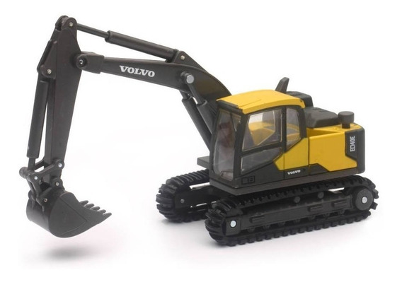 Excavadora Volvo Ec140e New Ray Construcción