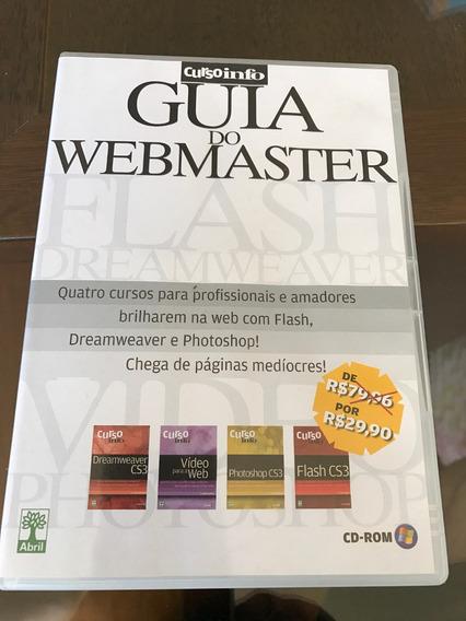 Guia Do Webmaster Flash, Dreamweaver E Photoshop