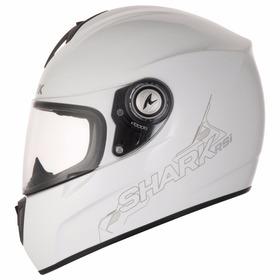 Capacete Shark Rsi S2 Branco Tri-composto