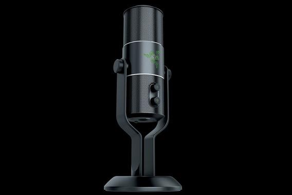 Microfone Razer Seiren Pro