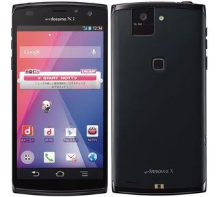 Smartphone Docomo Fujitsu F-02e Arrows Android 16mp