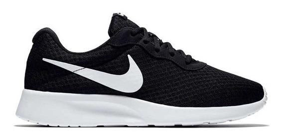 Tenis Nike Tanjun Gris Hombre Air Moda Hype Gym Running Msi