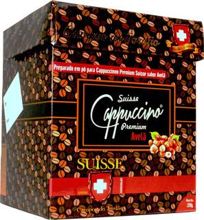 Suisse Cappuccino Avelã
