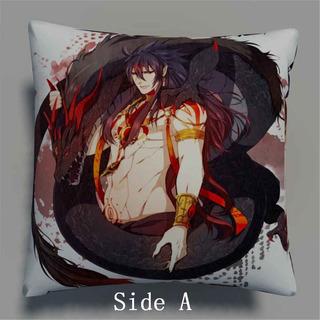 Cojin Almohada Anime Magi Of Magic Sinbad