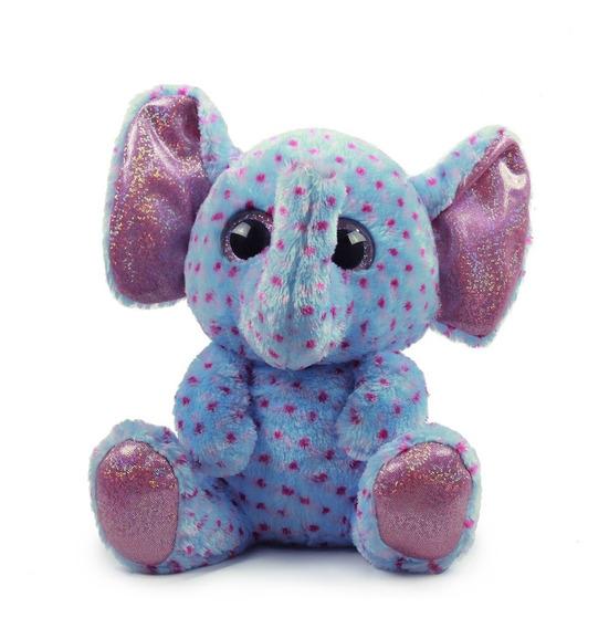 Peluche Shinymals Elefante Jimba 8 Pulgadas