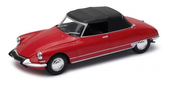 Citroen Ds19 Cabriolet (1:24) Original Welly