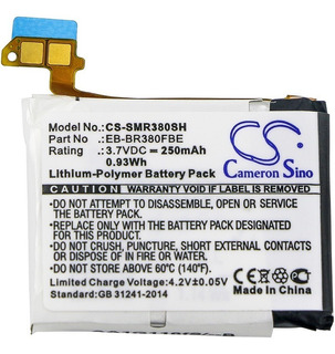 Bateria Eb-br380fbe P/ Smart Watch Samsung Gear 2 Smr380