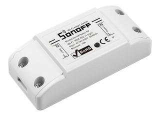 Interruptor Inalámbrico Inteligente Sonoff Smart Switch Wifi