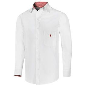 Camisa Vestir Caballero Polo Club 3015m Blanco 34328 T3