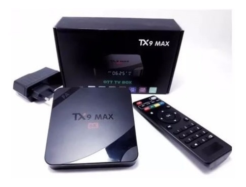 Tx9 Max 4gb Ram Android 9.0