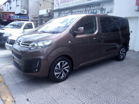Citroën Spacetourer 2.0 Hdi Aut. Incl. Patentamiento Ricardo