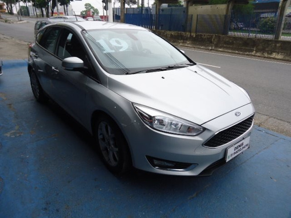 Ford Focus 2.0 Se Plus 16v Flex Powershift 2019