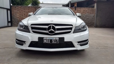 Mercedes Benz Clase C 250 Coupe Kit Amg