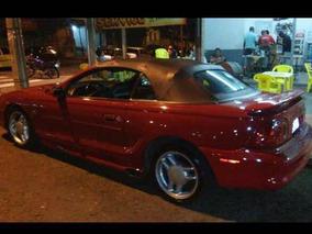 Ford Mustang Gt V8 Conversível