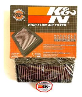 Filtro De Aire Bajaj Pulsar 200ns/as200 Marca K&n Permanente