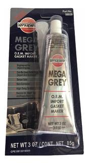 Silicon Gris Mega Grey Alta Temperatura Original