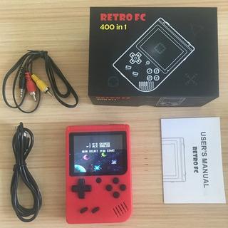 Retro Mini Portatil Consola De Video Juegos