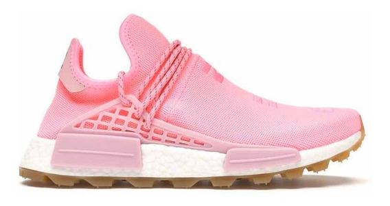 Sneakers Original adidas Pharrell Now Is Here Time Pink Rosa