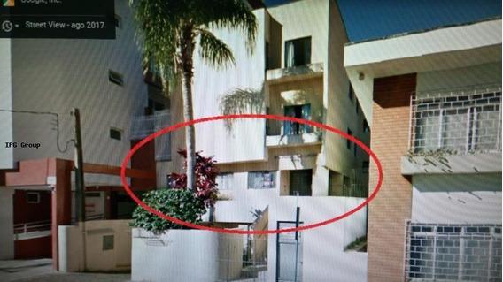 Apartamento Para Venda Em Ponta Grossa, Centro, 2 Dormitórios, 1 Banheiro, 1 Vaga - Df-001