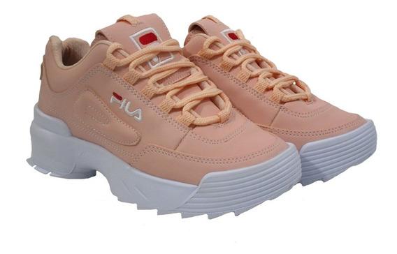 Zapato Deportivo Para Dama Fila