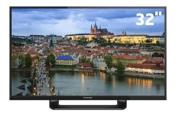 Smart Tv Panasonic 32 (não Aparece Imagem) Leia Descrição